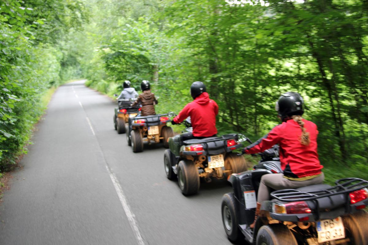 Quad Touren Aus Paderborn Gehen In Die Dritte Saison